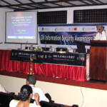 Sri Lanka : Creating awareness in Government on Information Security