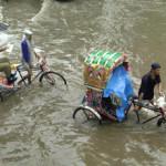 Rickshaw: Environment Comrade Vehicle's Departure