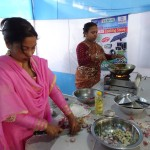 A cooking competition have been organised as a part of the promotional activities for Venus cookstoves in Bagerhat.